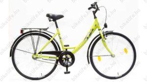 városi kerékpár